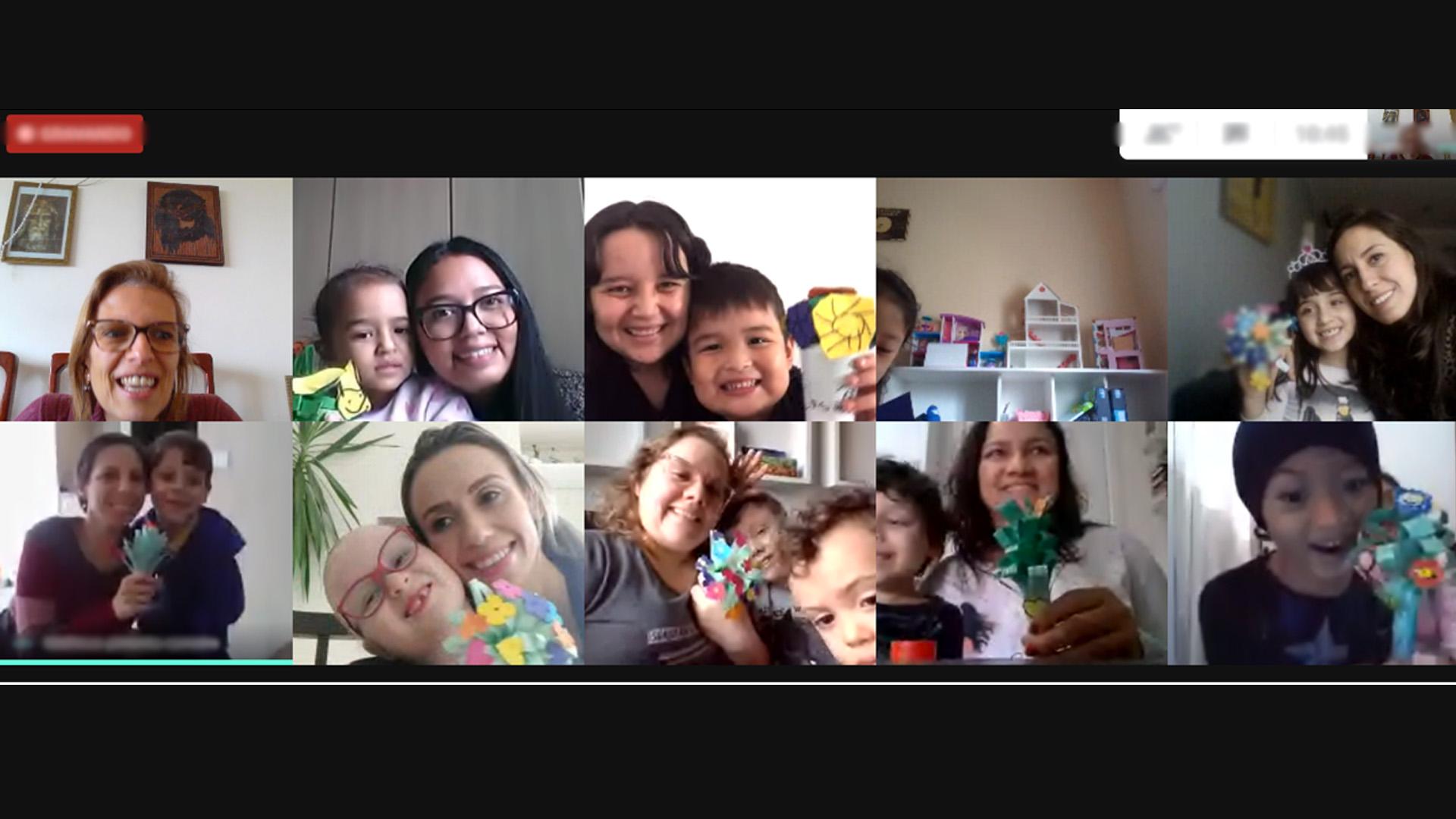 Colégio de Santa Inês realiza Homenagem Virtual no Dia das Mães