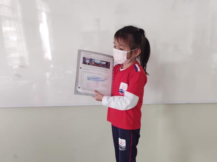 Crianças do 1º ano apresentam atividades desenvolvidas na aula de Robótica