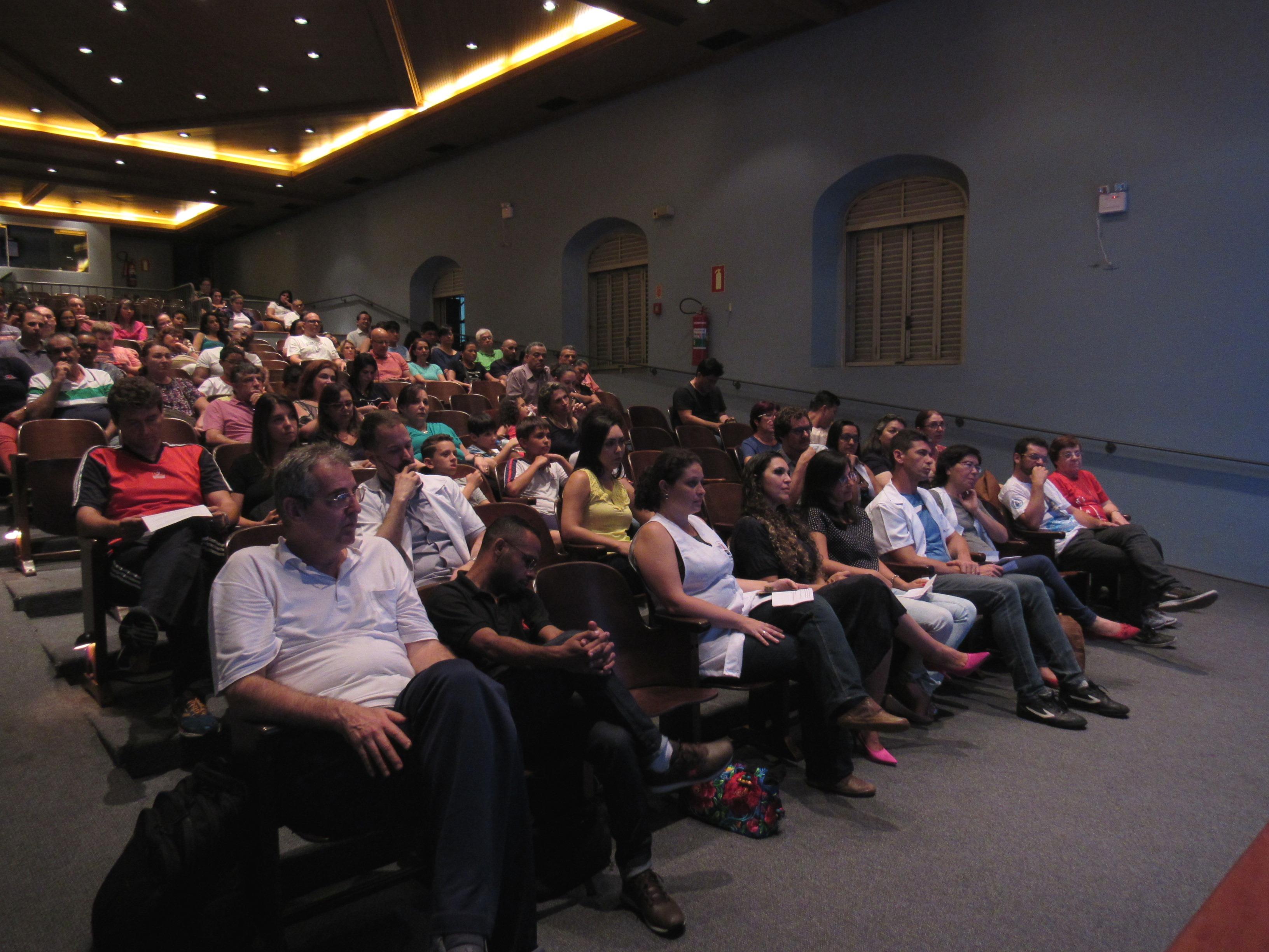Reunião de Pais Fund. II e Ensino Médio
