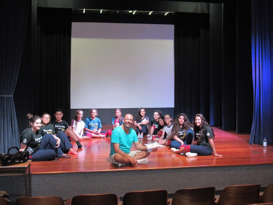 Aula de Teatro | EF II