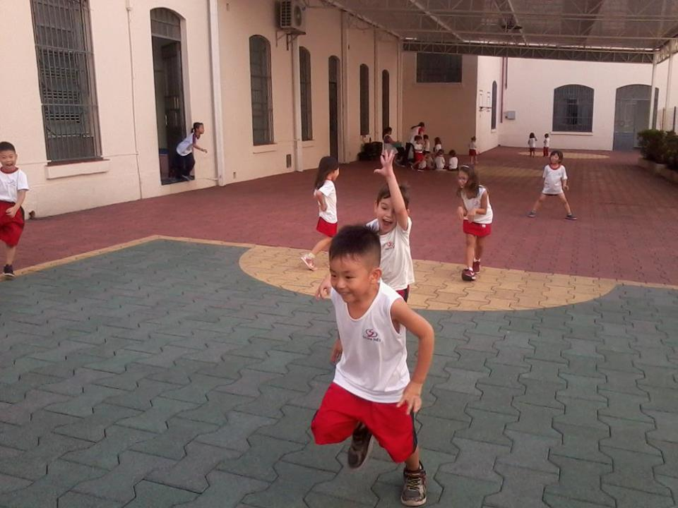 Pegadores de Ratinho | Infantil III