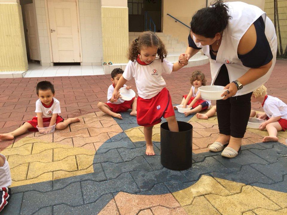 Programa Bilíngue na Educação Infantil